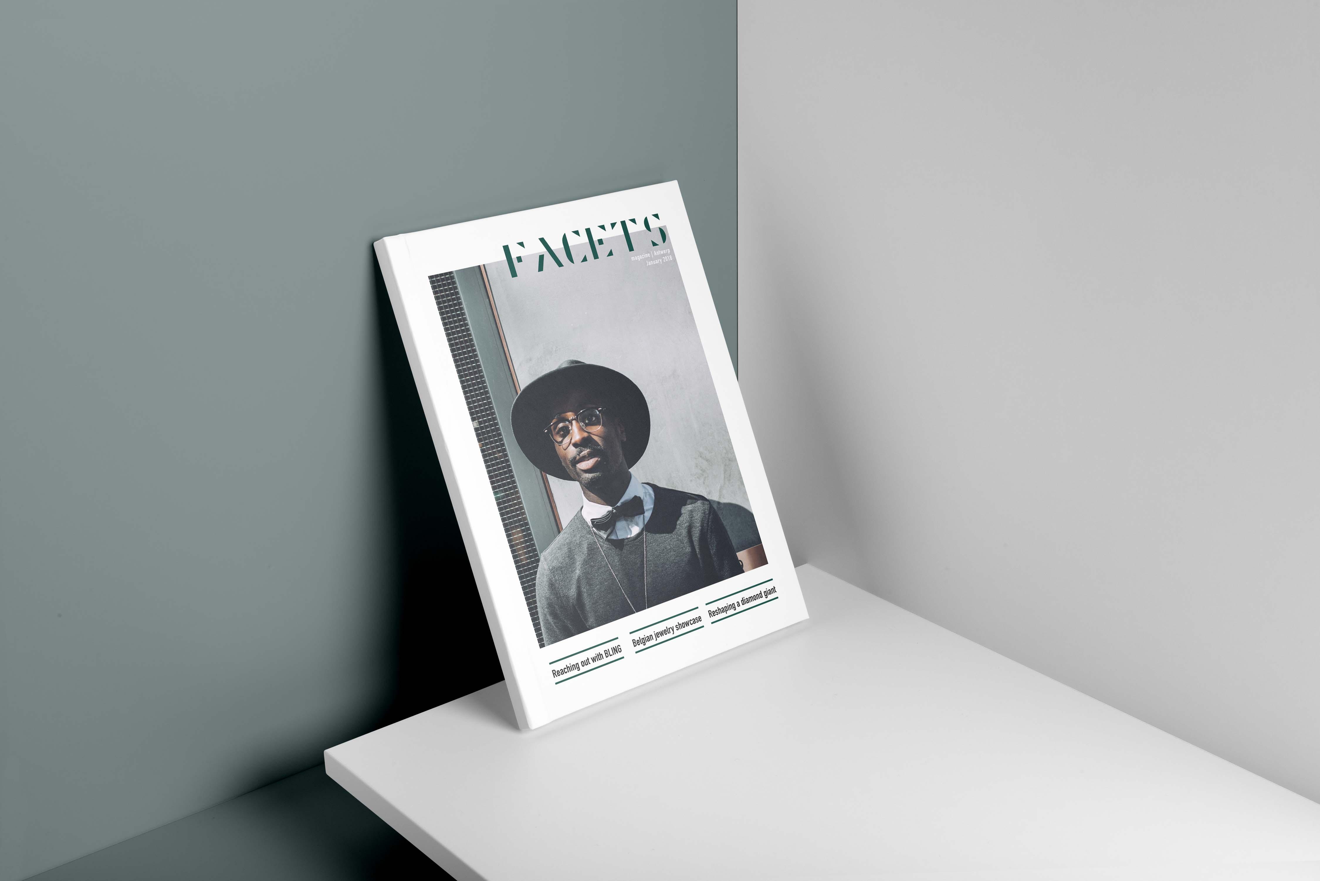 ontwerp magazine